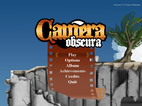 Super awesome Camera Obscura title image